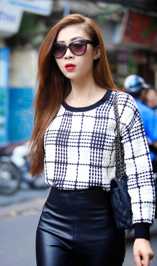 Người đẹp chuyển giới Lan Phương