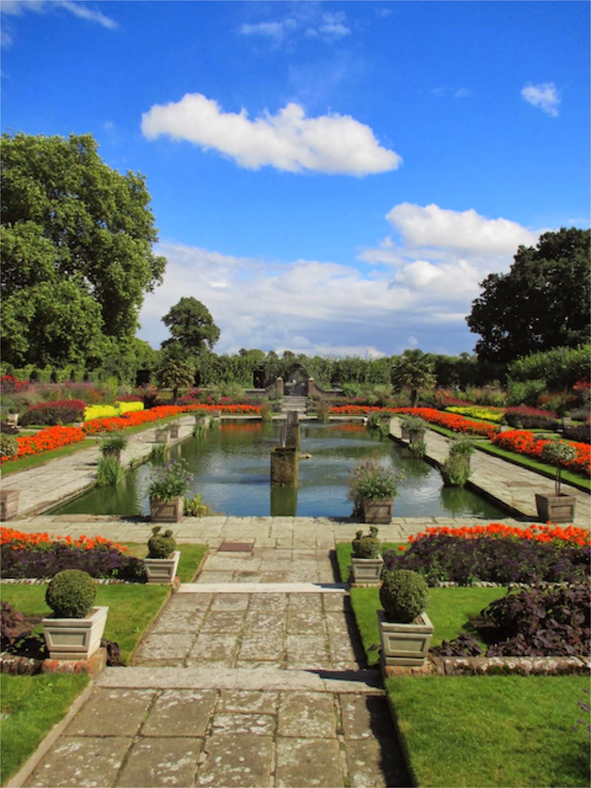 Kensington palace gardens for Kensington park