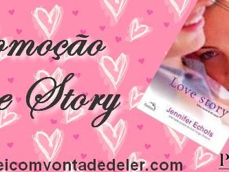 Promoção parceria com Editora Pandorga - Love Story