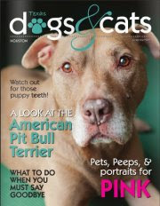 Fundraiser Coverage in Texas Dogs and Cats Magazine