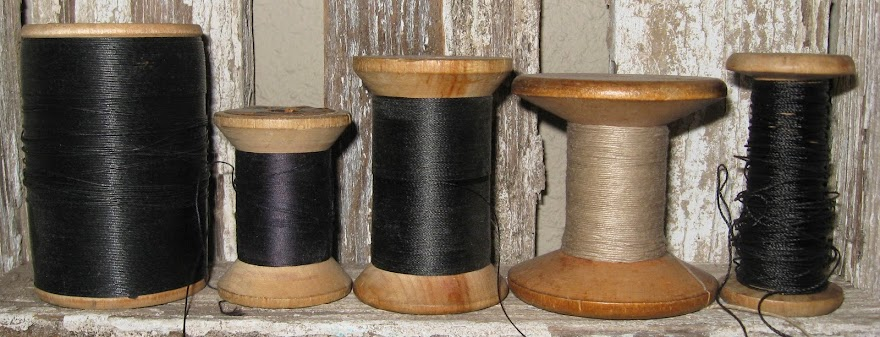 Wooden Spool Designs