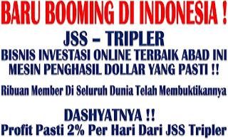 Cari Uang dengan JSS Tripler