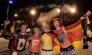 The Germany Fans