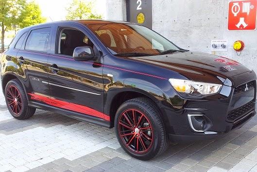 2014 Mitsubishi RVR