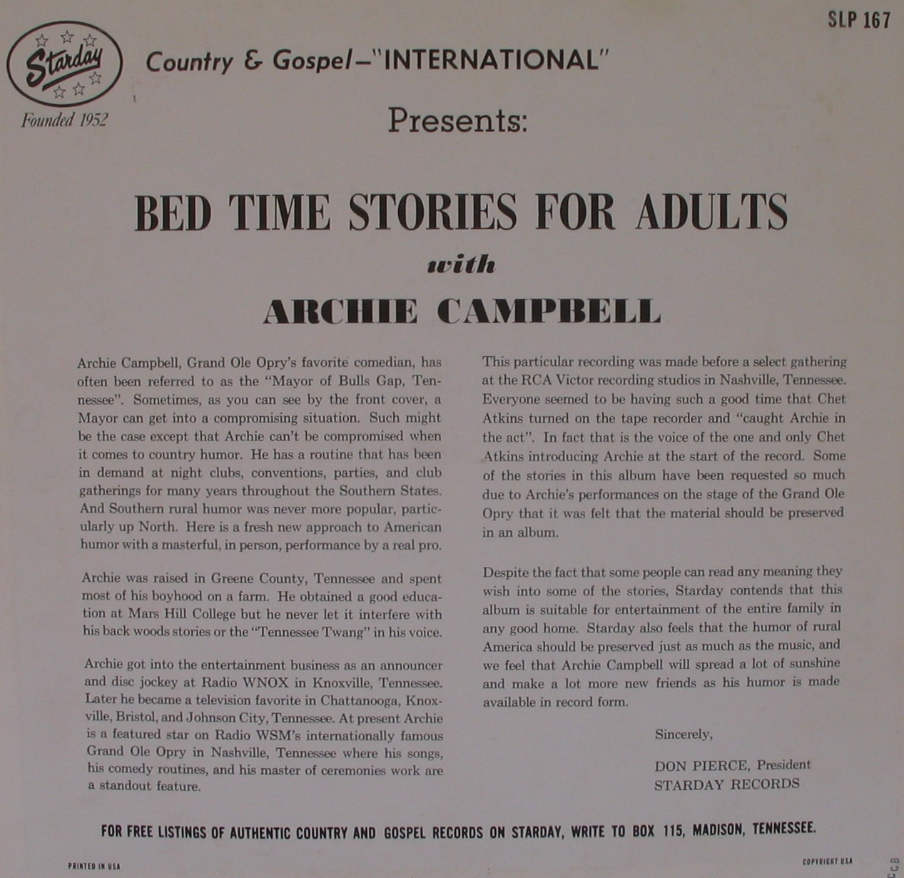 Bedroom story time for adults