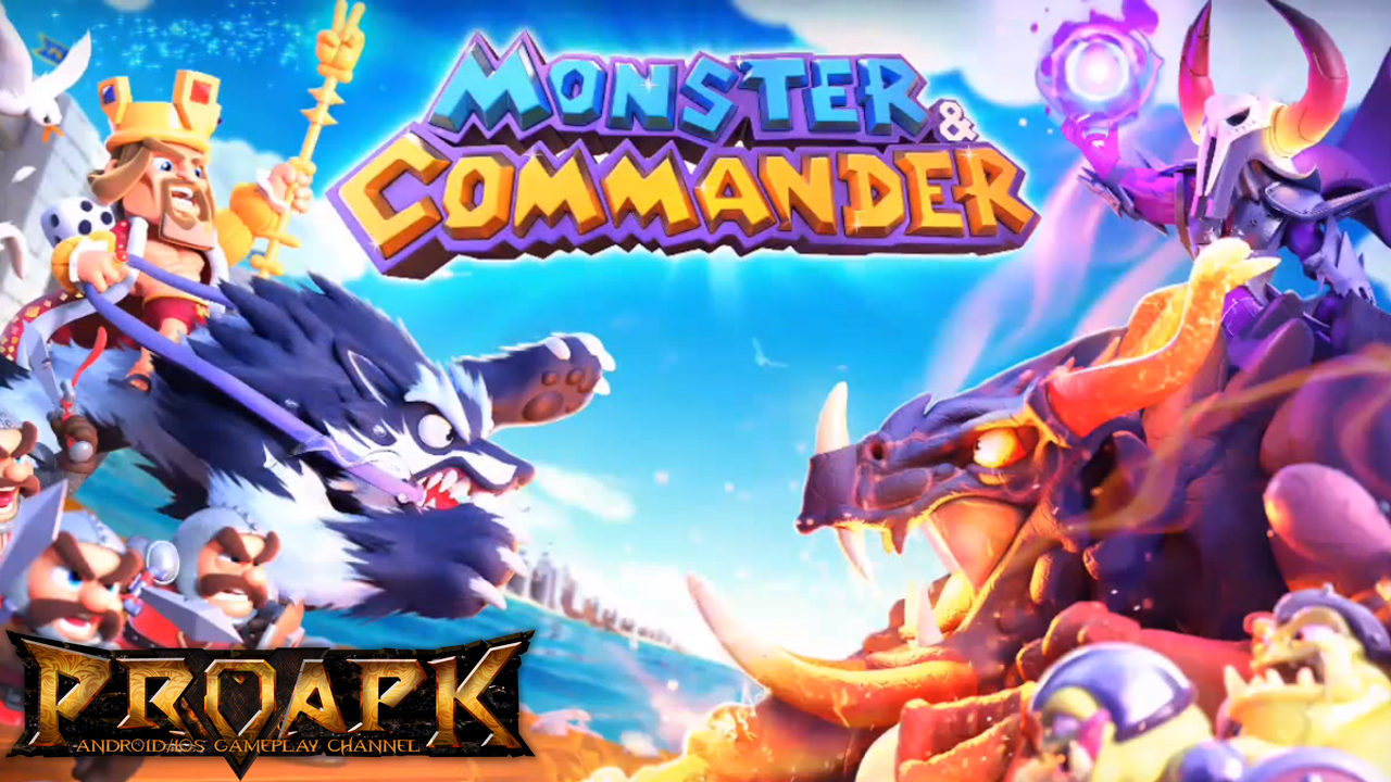 Monster & Commander
