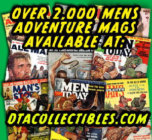 DTA Collectibles - Recommended by MensPulpMags.com
