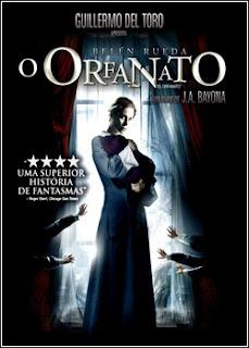 Download - O Orfanato DVDRip - AVI - Dual Áudio