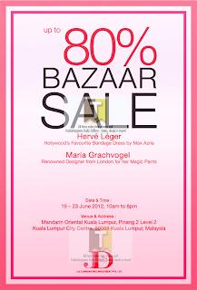 Herve Leger Branded Bazaar Sale