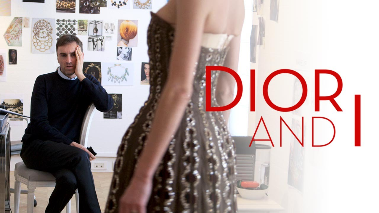 Best fashion documentaries / Dior and I / via fashionedbylove.co.uk british fashion blog