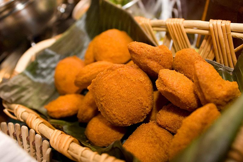 Resultado de imagem para comida de iansa