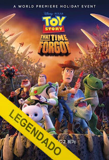 Toy Story That Time Forgot – Legendado