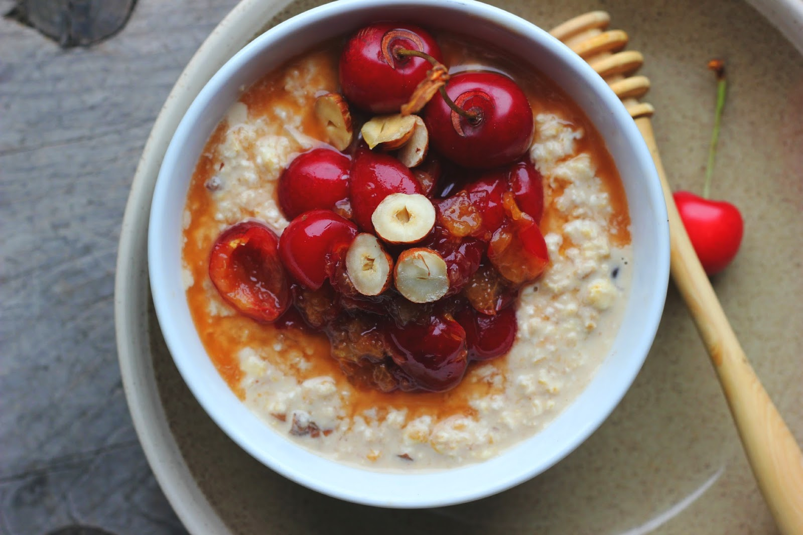 Orchard Bircher Muesli | happy hearted ktichen
