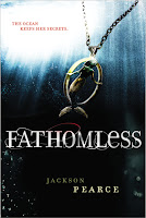 book cover of Fathomless by Jackson Pearce published by Little Brown