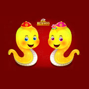 Free download Chinese Snake Year 2013 HD iPad wallpaper 09