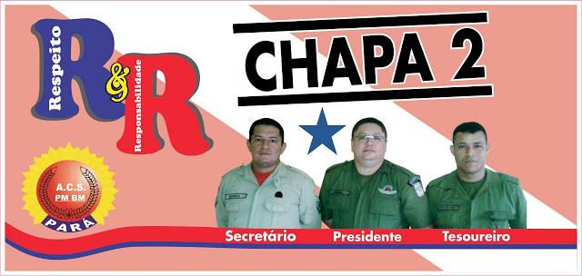 Eleição da nova dietoria da Associação de Cabos e Soldados PMBM/PA de Itaituba.