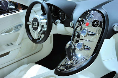 2010 Bugatti Veyron Nocturne Special Edition