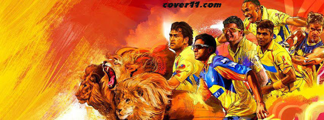 Chennai Super Kings Facebook Cover Photos