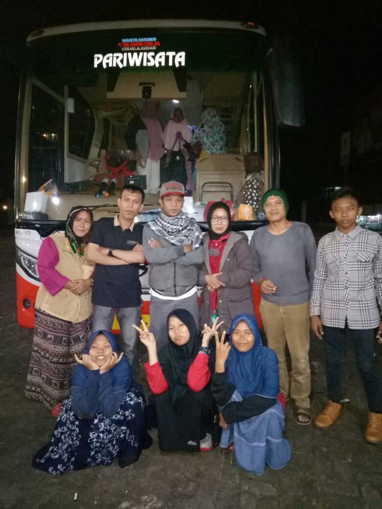 Study Tour To Pangandaran