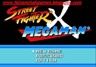 Street fighter x mega man v2