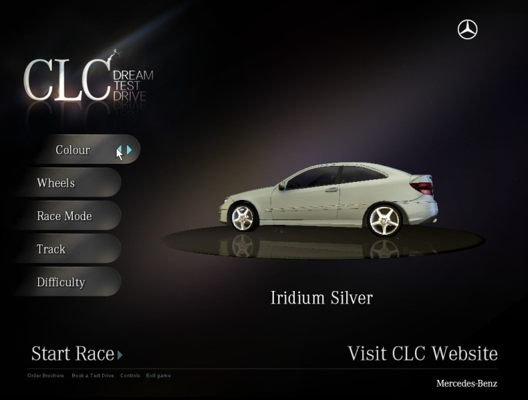 Mercedes Dream Test Drive Screenshot-7-Mercede