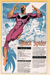 Araña Negra (ficha dc comics)