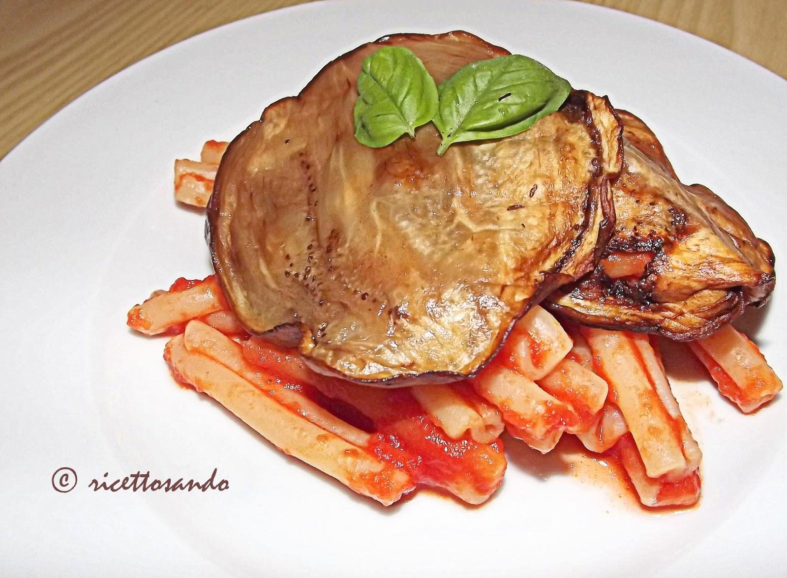Pasta alla norma ricetta primi della tradizione siciliana