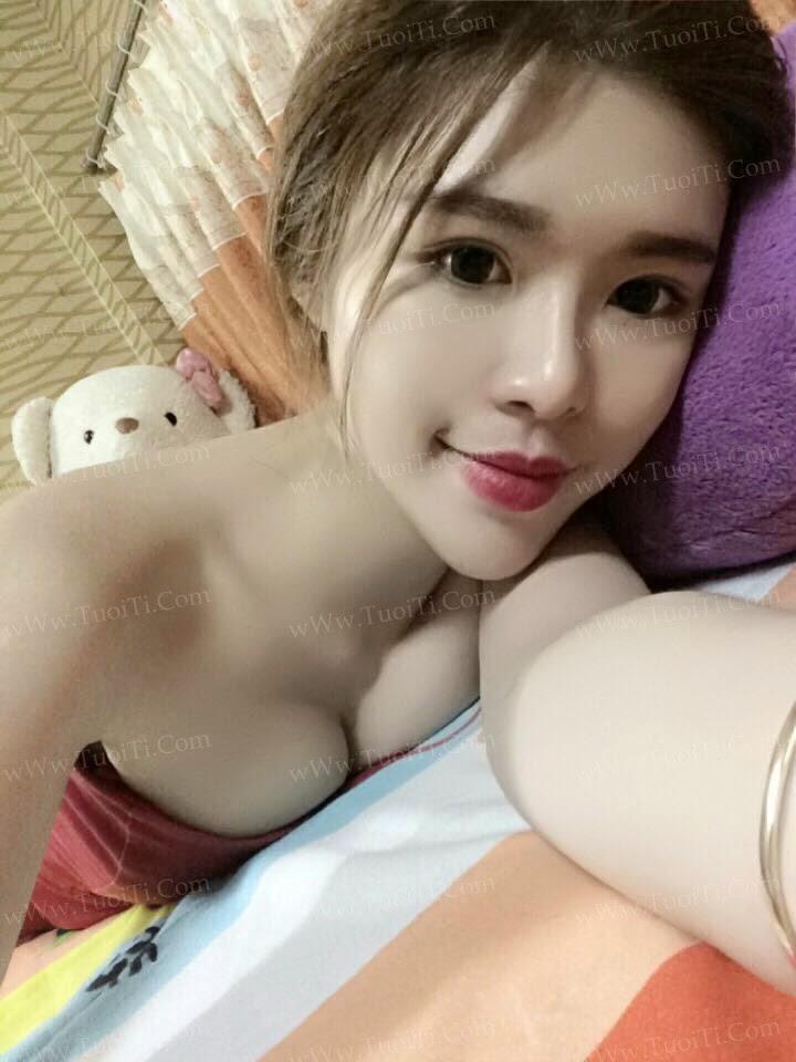 Ảnh gái xinh Thúy Khanh má nào đẻ mà xinh thế 12