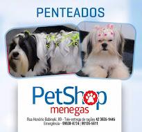 Promoção PETSHOP MENEGAS