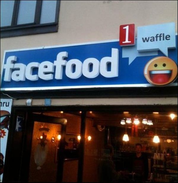 20 Funny Business Names, hilarious business names, funny business sign
