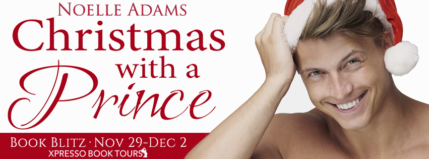 Christmas With A Prince Book Blitz