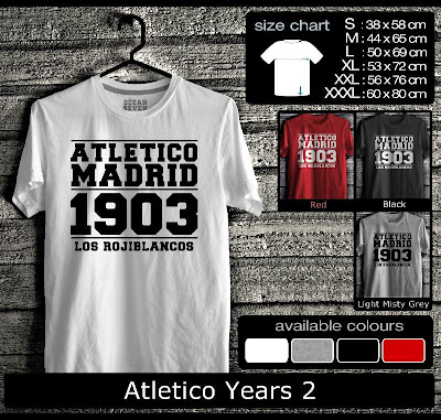 kaos distro atletico madrid years 1