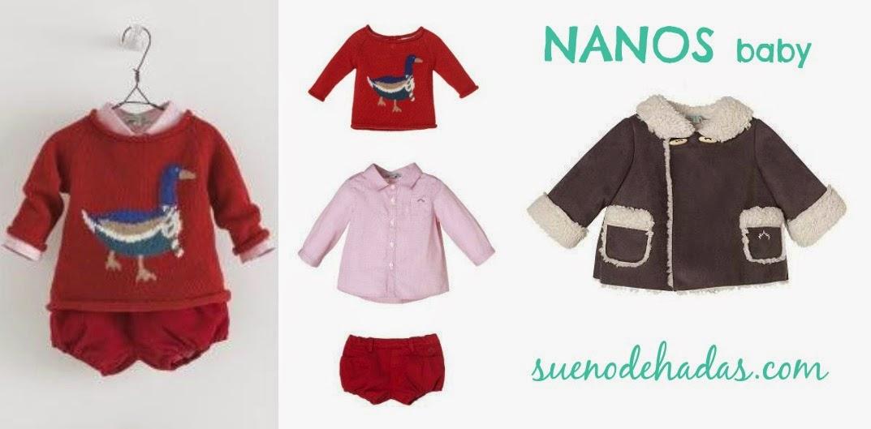 Nanos Moda Infantil para bebés
