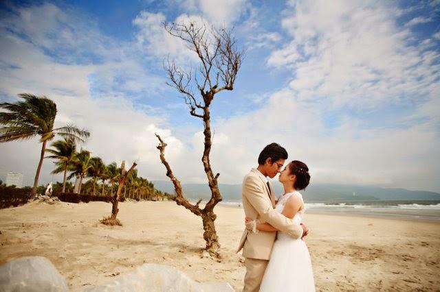 Chụp ảnh cưới ở Đà Nẵng, thiên đường Biển ngọt ngào3