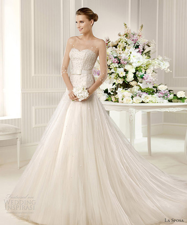 Honey Buy La Sposa 2013 Wedding Dresses