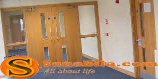 Fire door (Pintu Pencegah Api) 1