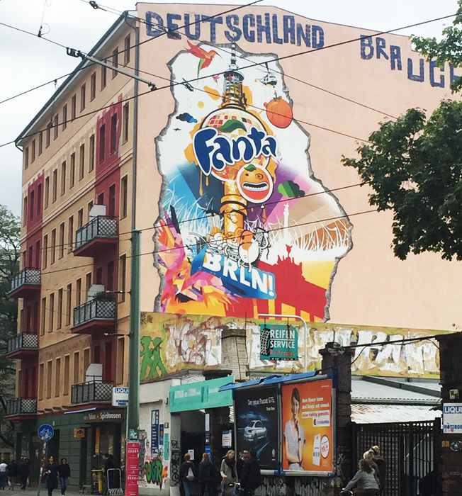Mauerpark Flea Market Berlin 2015