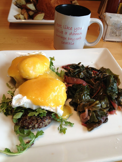 Portage Bay Cafe Seattle