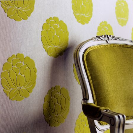 librarian tells all flocked wallpaper for your swanky