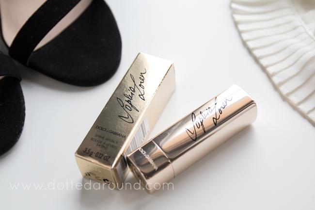 Dolce Gabbana Sophia Loren lipstick