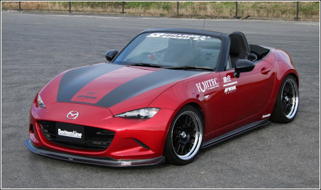 Chargespeed MX-5 ND