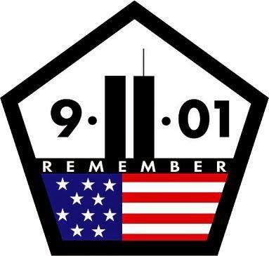 9-11 remembrance logo image