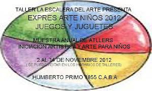 EXPRES ARTE NIÑOS 2012