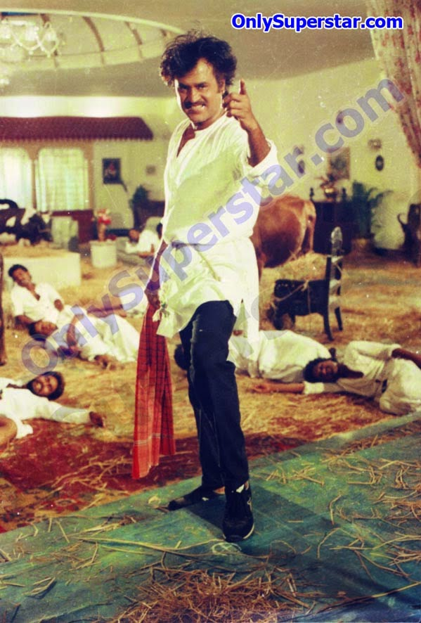 RAJINIKANTH IN 'ANNAMALAI'
