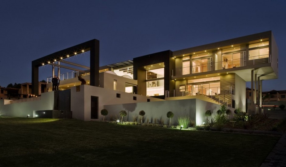 Luxury Mansions And Luxury Villas In Africa Homes Of The