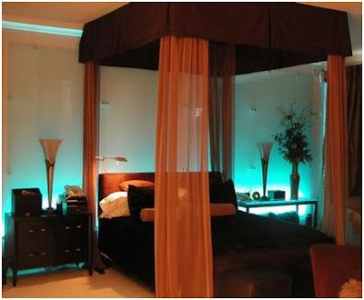 different-lighting bedrooms