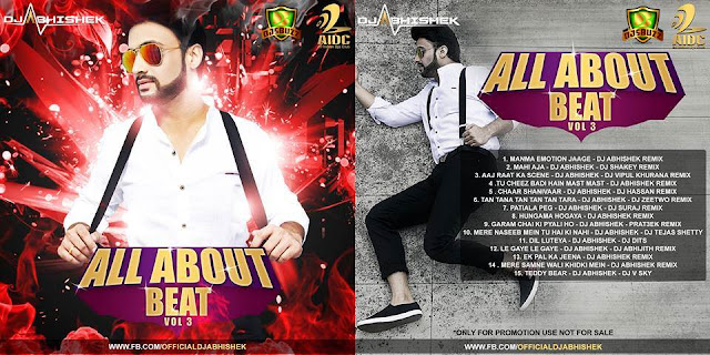 ALL ABOUT BEAT - DJ ABHISHEK