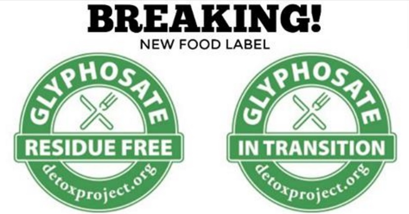 How to Avoid Glyphosate Residue recommendations