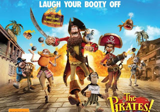 The Pirates Hollywood animation movie watch online free