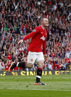 Wayne Rooney Manchester United Chelsea English Premier League